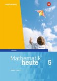 Mathematik heute 5. Arbeitsheft mit Lösungen. Thüringen