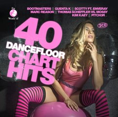 40 Dancefloor Chart Hits