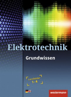 Elektrotechnik Grundwissen Lernfelder 1-4: Schülerband - Hübscher, Heinrich; Jagla, Dieter; Klaue, Jürgen; Levy, Mario; Pechtel, Dag; Thielert, Mike