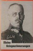 Meine Kriegserinnerungen 1914-1918
