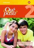 Qué pasa 2. Cuaderno de actividades mit Lernsoftware CD-ROM und Audio-CD für Schüler Ausgabe 2016