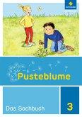 Pusteblume. Das Sachbuch 3. Schülerband. Niedersachsen, Hessen, Rheinland-Pfalz und das Saarland