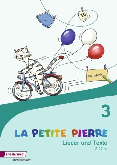 Lieder und Texte, Audio-CD / La Petite Pierre, ...