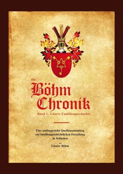 Die Böhm Chronik Band 1 (eBook, ePUB)