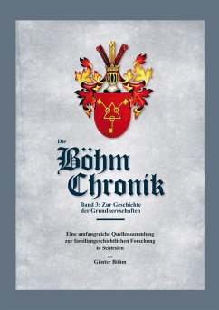 Die Böhm Chronik Band 3 (eBook, ePUB)