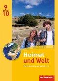 Heimat und Welt 9 / 10. Schülerband. Regionale Schulen in Mecklenburg-Vorpommern