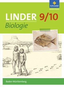 LINDER Biologie 9/10. Schülerband. Sekundarstufe 1. Baden-Württemberg