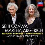 Beethoven: Sinfonie 1 & Klavierkonzert 1