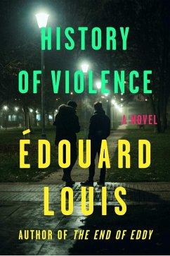 History of Violence (eBook, ePUB) - Louis, Édouard
