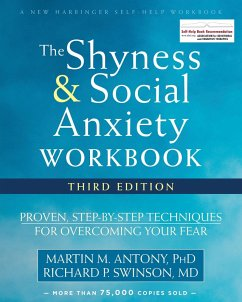 The Shyness and Social Anxiety Workbook (eBook,...