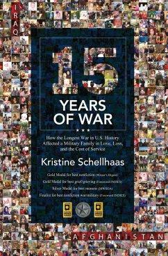 15 Years of War (eBook, ePUB) - Schellhaas, Kristine