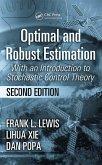 Optimal and Robust Estimation (eBook, PDF)