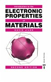 Introduction to the Electronic Properties of Materials (eBook, ePUB)