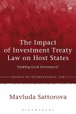 The Impact of Investment Treaty Law on Host States (eBook, PDF)