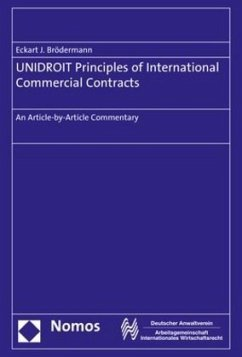 UNIDROIT Principles of International Commercial...