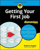 Getting Your First Job For Dummies (eBook, ePUB)