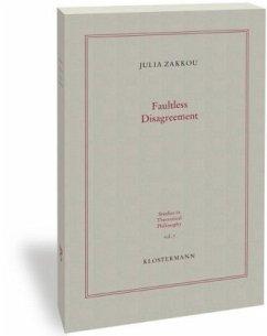 Faultless Disagreement - Zakkou, Julia