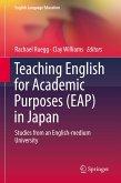 Teaching English for Academic Purposes (EAP) in Japan