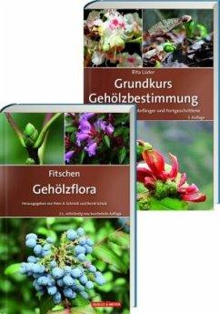 Fitschen - Gehölzflora (13. Auflage) + Grundkur...