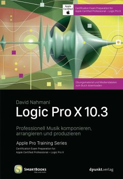 Logic Pro X 10.3 (eBook, ePUB) - Nahmani, David