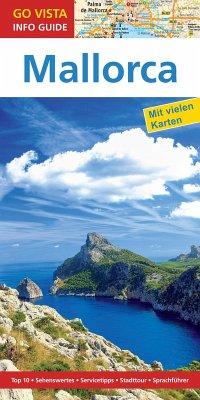 GO VISTA: Reiseführer Mallorca (eBook, ePUB) - Weindl, Andrea
