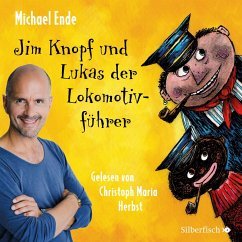 Jim Knopf und Lukas der Lokomotivführer - Die ungekürzte Lesung (AT) (MP3-Download) - Ende, Michael