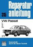 VW-Passat - S/LS/TS/GL/GLS 1976 bis Jan. 79 (Mängelexemplar)