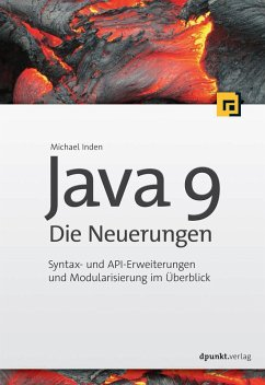 Java 9 - Die Neuerungen (eBook, ePUB) - Inden, Michael