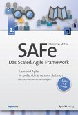 SAFe - Das Scaled Agile Framework (eBook, PDF)