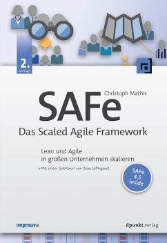 SAFe - Das Scaled Agile Framework (eBook, PDF) - Mathis, Christoph