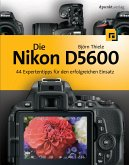 Die Nikon D5600 (eBook, PDF)