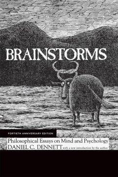 Brainstorms, Fortieth Anniversary Edition (eBook, ePUB) - Dennett, Daniel C.
