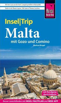 Reise Know-How InselTrip Malta mit Gozo, Comino und Valletta (Kulturhauptstadt 2018) (eBook, PDF) - Bingel, Markus