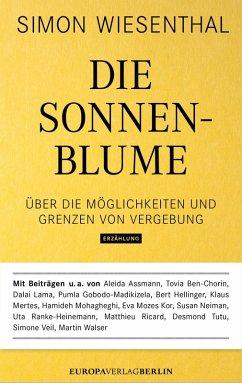 Die Sonnenblume (eBook, ePUB) - Wiesenthal, Simon