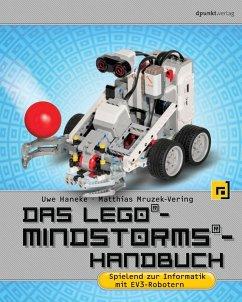 Das LEGO®-Mindstorms®-Handbuch (eBook, PDF) - Haneke, Uwe; Mruzek-Vering, Matthias