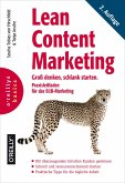 Lean Content Marketing (eBook, ePUB)