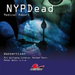 NYPDead - Medical Report, Folge 6: Wassernixen (MP3-Download)