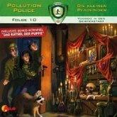 Pollution Police - Die kleinen Pfadfinder - Voodoo in der Geisterstadt, 2 Audio-CD