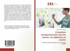 L´intention entrepreneuriale chez les jeunes: c...