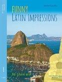 Funny Latin Impressions, für Gitarre solo