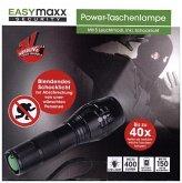 EASYmaxx Security Funktions-Taschenlampe 4,5V schwarz