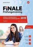 Finale Prüfungstraining 2019 - Mittlerer Schulabschluss / Erweiterte Berufsbildungsreife Berlin und Brandenburg, Englisc