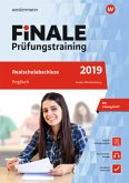 Finale Prüfungstraining 2019 - Realschulabschluss Baden-Württemberg, Englisch mit Audio-CD