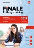 FiNALE Prüfungstraining 2019 Abschluss 10. Klasse Realschule Niedersachsen. Englisch