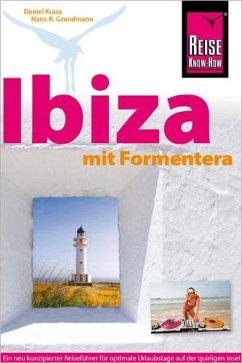 Ibiza mit Formentera - Krasa, Daniel; Grundmann, Hans-Rudolf