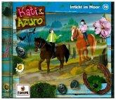 Kati & Azuro - Irrlicht im Moor, 1 Audio-CD