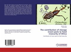 The contribution of storage insect pests to foo...