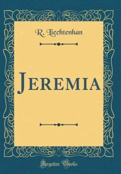 Jeremia (Classic Reprint)