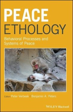 Peace Ethology - Verbeek, Peter
