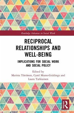 Reciprocal Relationships and Well-being